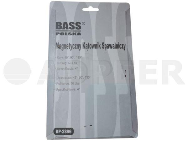 kątownik spawalniczy magnetyczny bass polska