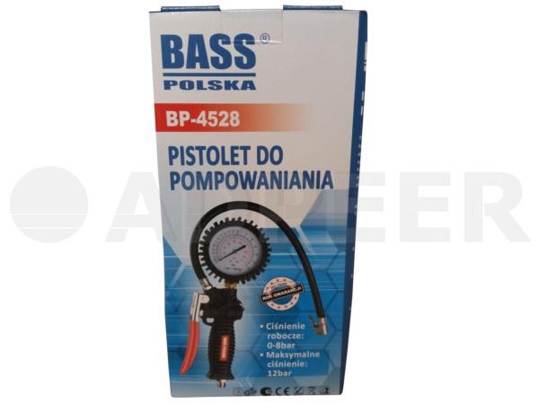Pistolet pneumatyczny do pompowania kół Adpeer Bass Polska