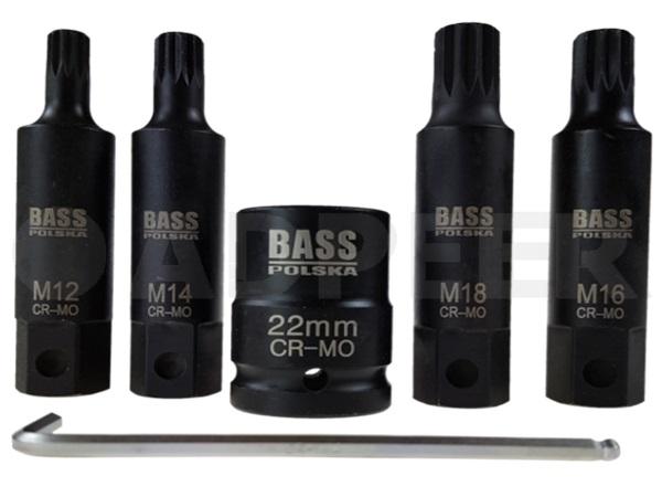 nasadki udarowe bass