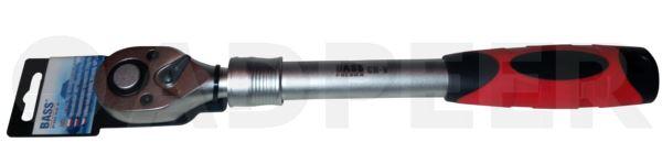 Bass Grzechotka 1/2 z teleskopową rączką