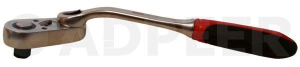Bass Grzechotka 1/2 łamana z obrotową główką