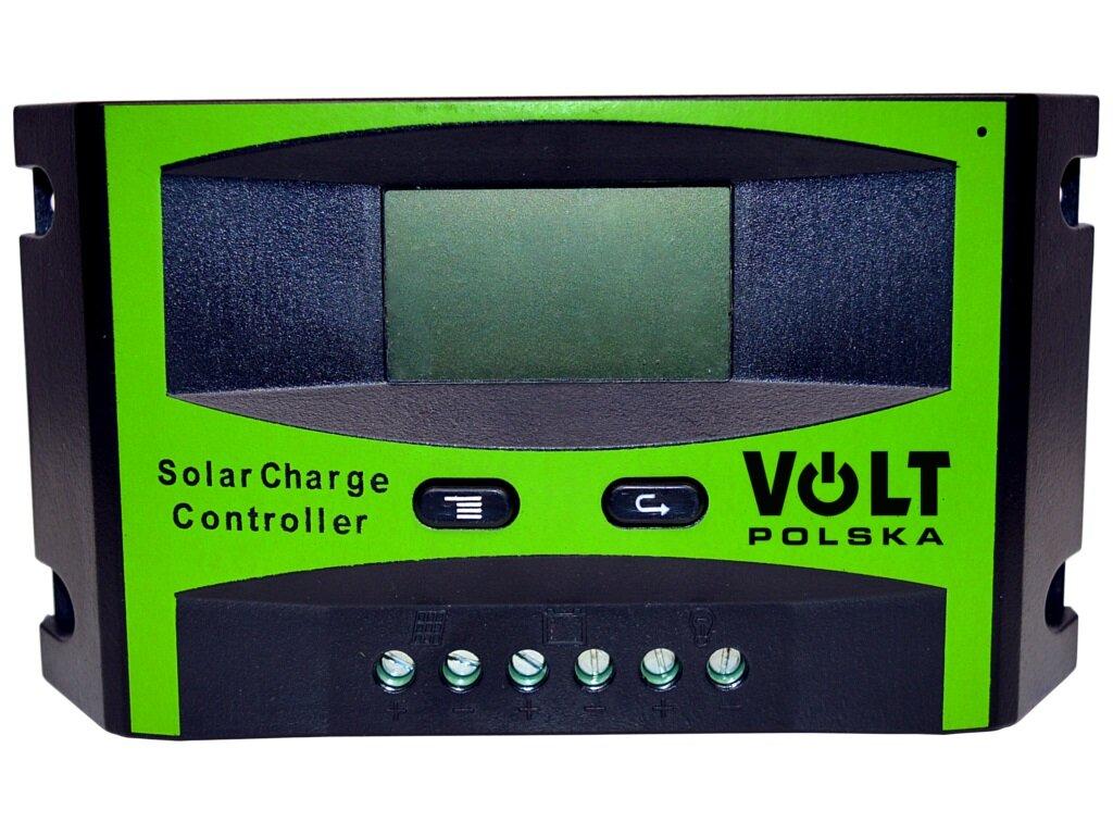 Volt Solarny regulator ładowania 20A