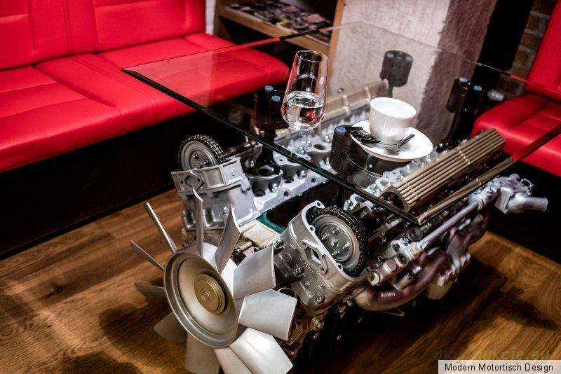 Stolik Z Silnika Bmw Mercedes Jaguar V8 V12 Ogłoszenia